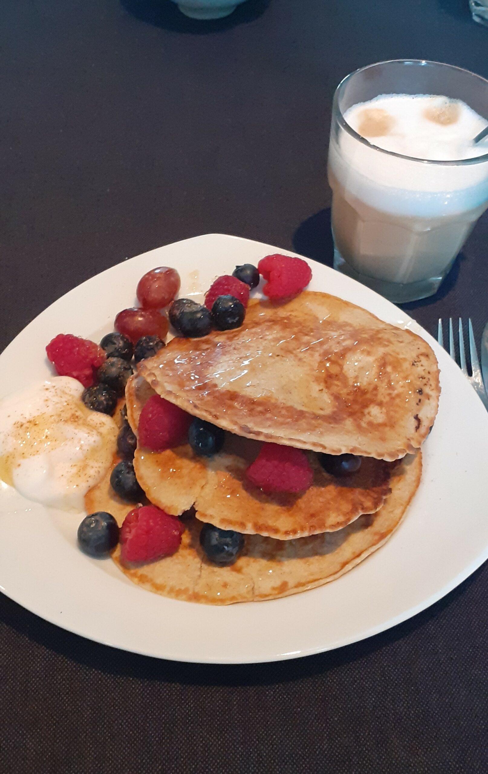 Havermout banaan pancakes - VitalbyFOOD