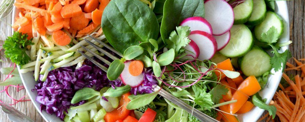 Salade en groenten