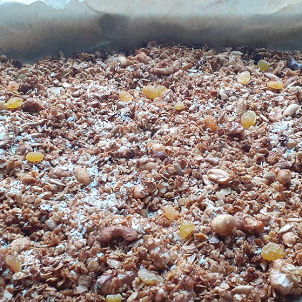 granola uit de oven2